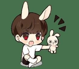 Bunny Jaykay sticker #10144228