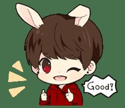 Bunny Jaykay sticker #10144229