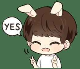 Bunny Jaykay sticker #10144230