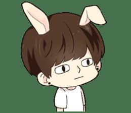 Bunny Jaykay sticker #10144238