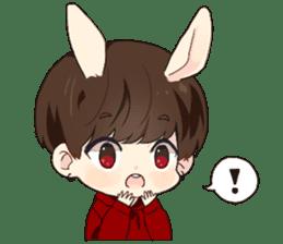 Bunny Jaykay sticker #10144244