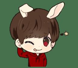 Bunny Jaykay sticker #10144246
