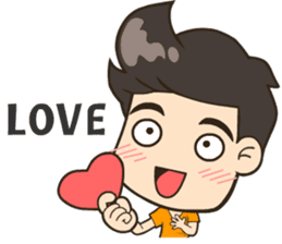 Hello My Love(ENG) sticker #10151936