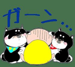 Midget Shiba MagRob and friends 6 sticker #10152657
