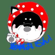 Midget Shiba MagRob and friends 6 sticker #10152669