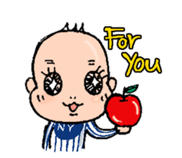New York Baby sticker #10156840