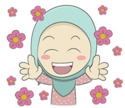 DiaryHijaber sticker #10165097