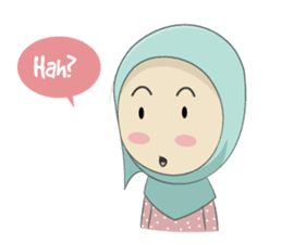 DiaryHijaber sticker #10165101