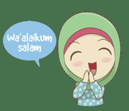 DiaryHijaber sticker #10165106