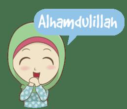 DiaryHijaber sticker #10165109