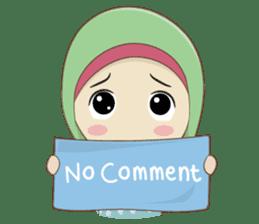 DiaryHijaber sticker #10165115