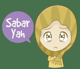 DiaryHijaber sticker #10165122