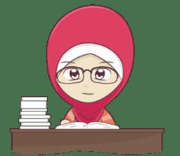 DiaryHijaber sticker #10165131