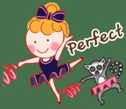 Cute Girl 2 by Masayumi (English Ver.) sticker #10166195