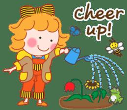 Cute Girl 2 by Masayumi (English Ver.) sticker #10166199