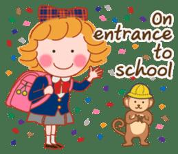 Cute Girl 2 by Masayumi (English Ver.) sticker #10166212