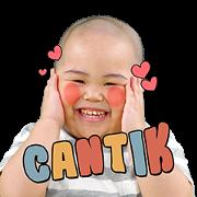 สติ๊กเกอร์ไลน์ Tatan Pop-Up Stickers