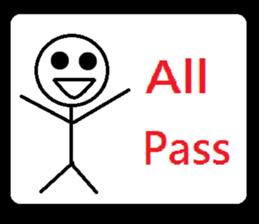 School's  Phrase sticker #10176275