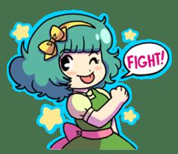 Catnip Circle Friends sticker #10178256