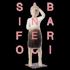 Meeting Sabina Feroci