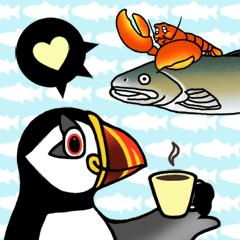 Norwegian Sea animals