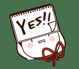 Mafuteru Sticker ver.2 sticker #10190766