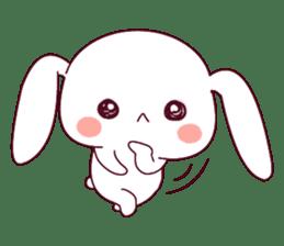 Ultra-small rabbit! sticker #10191189