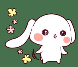 Ultra-small rabbit! sticker #10191204