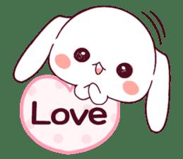 Ultra-small rabbit! sticker #10191214
