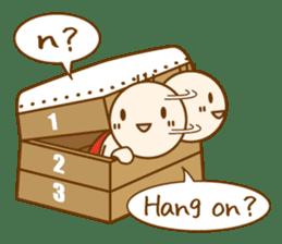 Mr.Gymnast-2(English) sticker #10202609