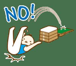 Mr.Gymnast-2(English) sticker #10202613
