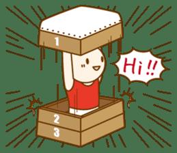 Mr.Gymnast-2(English) sticker #10202615