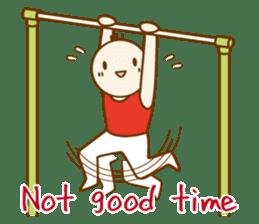 Mr.Gymnast-2(English) sticker #10202620