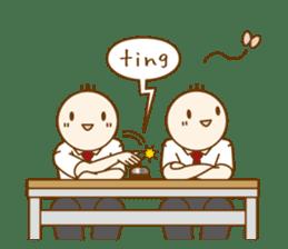 Mr.Gymnast-2(English) sticker #10202631