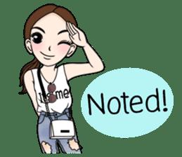 Yuri sexy girl (EN) sticker #10203274