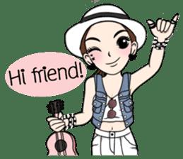 Yuri sexy girl (EN) sticker #10203287