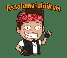 Ali Badai : Anak Jalanan sticker #10203592