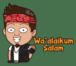 Ali Badai : Anak Jalanan sticker #10203593