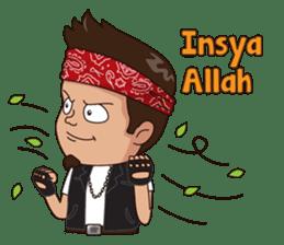 Ali Badai : Anak Jalanan sticker #10203596