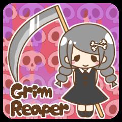 Grim Reaper Grim-Chan.