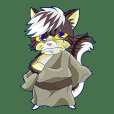 <Father cat Max> sticker #10209952