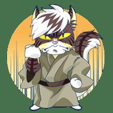 <Father cat Max> sticker #10209955