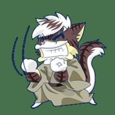 <Father cat Max> sticker #10209956