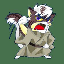 <Father cat Max> sticker #10209958