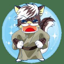 <Father cat Max> sticker #10209960