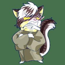<Father cat Max> sticker #10209962