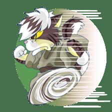 <Father cat Max> sticker #10209963