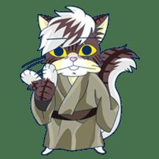 <Father cat Max> sticker #10209966