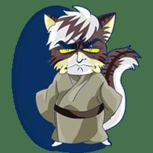 <Father cat Max> sticker #10209967