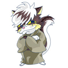 <Father cat Max> sticker #10209968